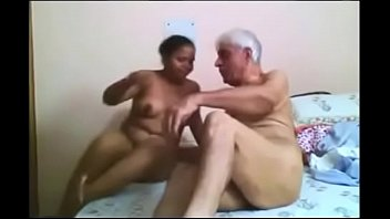 desi maid poked firm by aged.