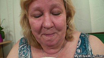 slender stud pounds enormous grandma inlaw