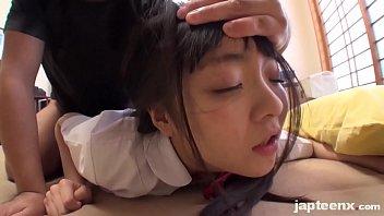very nice japanese youthfull damsel facial cumshot ejaculation japteenxcom