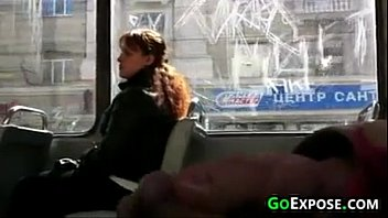 flashing lollipop on the bus