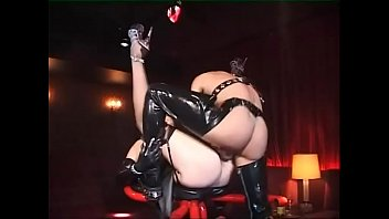 kinky sex in a club with.