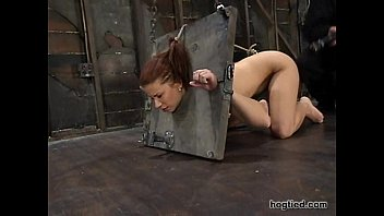 hog tied - sarah blake strapped up and.