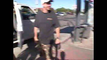 canadian gang-pulverize fuckslut dped in truck