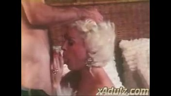 retro grey haired grannie gives sensuous fellate and boobjob