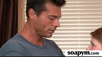 a very supah-boinking-hot soapy hand job.