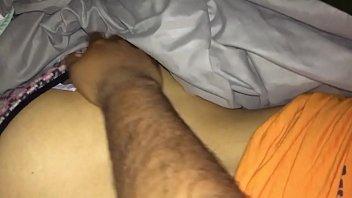 fingerblasting sleeping homies wifey