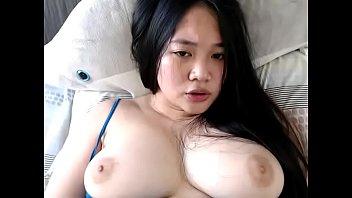 xxl-boobed japanese doll lives porno
