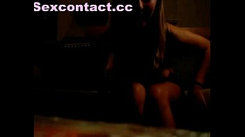 blondie fledgling cougar homemade rip up on the couch