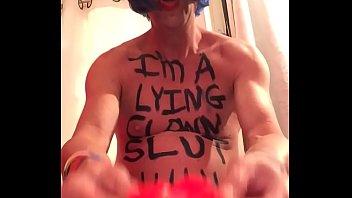 shazi loveeeeee clown tart nose how.