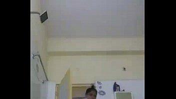 desi indian woman neha bathing filmed by covert.