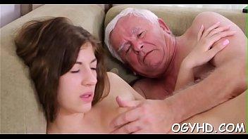 ultra-kinky elderly chap bonks youthful female