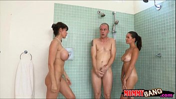 eva karera and shae summers mischievous three-way with.