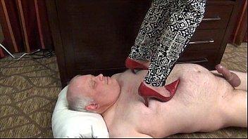 mschristina - crimson-stiletto-stomp-fap