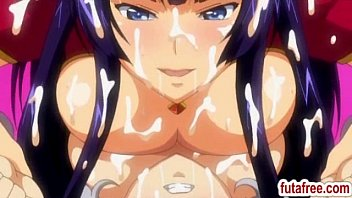 yam-sized-chested manga porno t-girl pummeling rock hard a.
