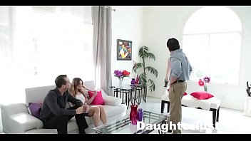supah-pummeling-hot nubiles rip up daddy for mardis-gras  daughterlustcom