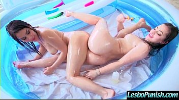 daniamp_valentina mischievous spectacular lesbos in torrid gig penalizing.