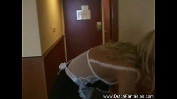 banging the dutch maid