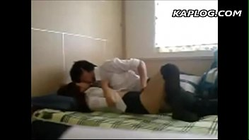 school student bang-out after school