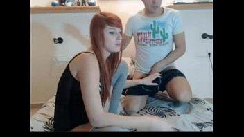 lovely crimson teenage web cam- sexcam3com