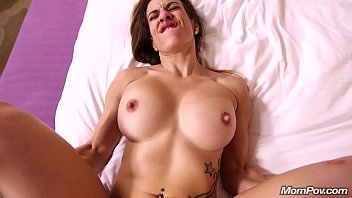 tatted country cougar pummeled assfucking point.