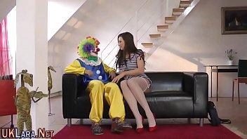 tights ho clown plowed