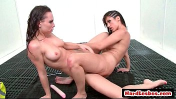 warm and mean phat breast girl-on-girl honies gonzo.