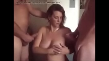 mature with her dudes