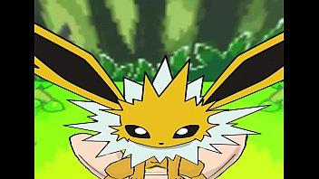pokemon eevolutions railing outdoors