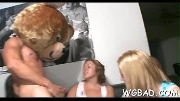dancing furry stud honies