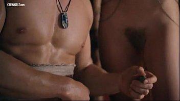 nude of spartacus - anna hutchison.