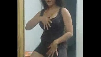 uber-sexy adorable sister-in-law dancing on bollywood hindi song.