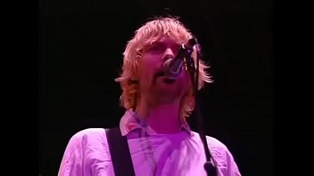 nirvana - all apologies - live at reading 1992