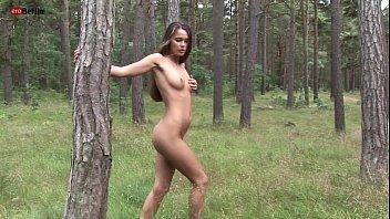 eroberlin anastasia petrova russian outdoor naturist forest lengthy.