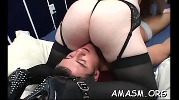 sexually aroused girls sharing beef whistle in damsel.