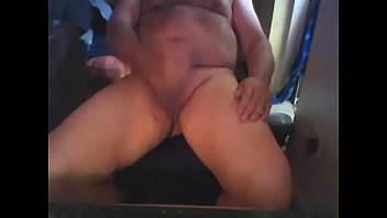 daddy toyed on web cam