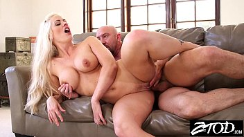 ginormous funbag silver-blonde cougar boinks her.