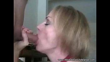 fetish dickblower grandmother facial cumshot