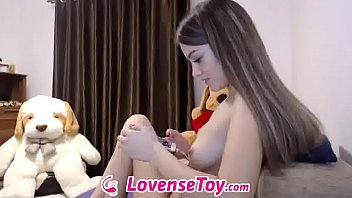 scorching damsel  live in lovensetoycom  finest.