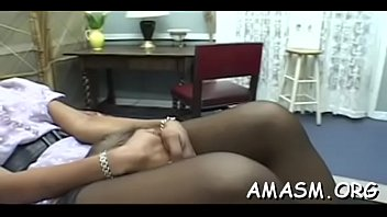 mind-blowing fetish gonzo at home