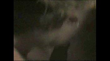 two ebony smash-slams in milky cougar.