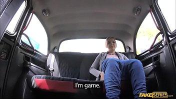 megan talerico screws the driver in the backseat.