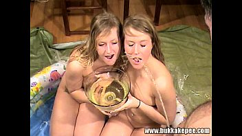 twins love a mass ejaculation and golden showers.