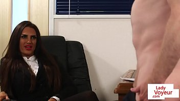 office sweetheart abjecting tugging obedient