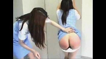 047 office lady039_s penalty - spanking