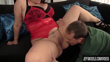 good-sized jug bbw angel deluca plumbs a dude.
