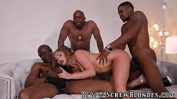 bitch gets ir group-pulverized
