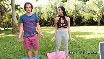 monster baps latina yoga coach humps