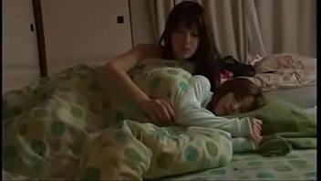 japanese lesbo sleeping