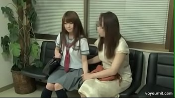 japanese school damsel with physician more movie go.