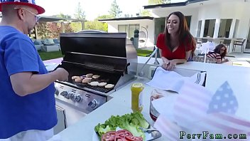 father mistakes friend039_ pal039_s daughter-in-law for wifey in.
